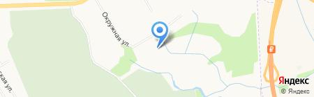 Гидрокомфорт компания по установке шамбо на карте Хабаровска