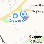 АвтоЛайн на карте Хабаровска