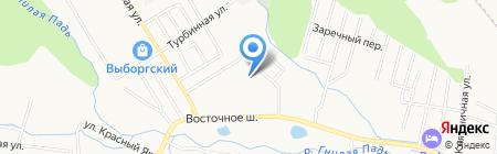 Автоснаб на карте Хабаровска
