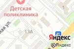 Схема проезда до компании Робэст в Хабаровске