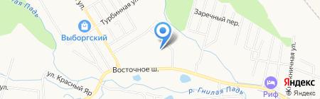 Auto life на карте Хабаровска