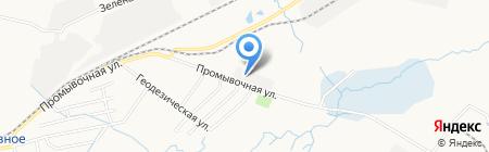ДальТоргСервис на карте Хабаровска