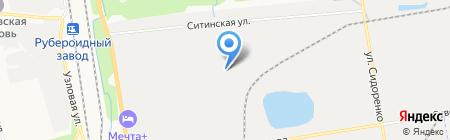 ВетРитуал ДВ на карте Хабаровска