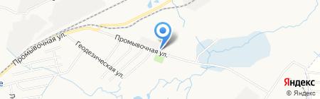 ВостокЭнергоРесурс на карте Хабаровска