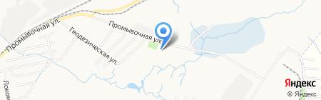 ЭКОМАРКЕТ на карте Хабаровска