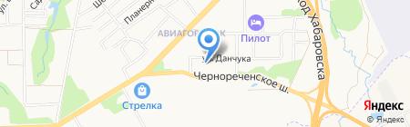 СпецТех на карте Хабаровска