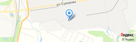 Дальмедфарм-опт на карте Хабаровска