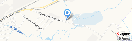 Эко Строй-ДВ на карте Хабаровска