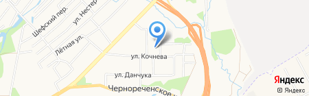 Vip-комплекс на карте Хабаровска