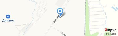 33 газона на карте Хабаровска