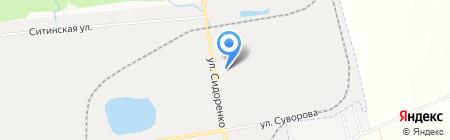 ТехноКомплекс на карте Хабаровска