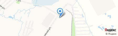 ХРСК на карте Хабаровска