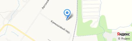 ТрансАвто на карте Хабаровска