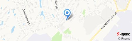 Амур Генератор на карте Хабаровска