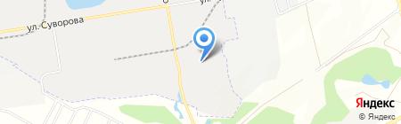 Сталепромышленная компания на карте Хабаровска