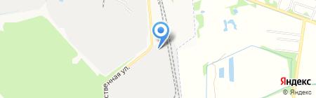 Белон ДВ на карте Хабаровска