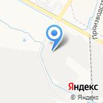 Амуртехпрофиль на карте Хабаровска