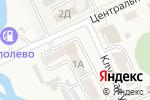 Схема проезда до компании Братыня Хмельного в Тополево