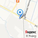 ЕвроТрансКомплект-ДВ на карте Хабаровска