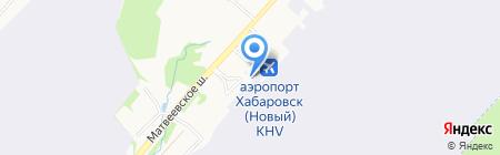 MorozAuto на карте Хабаровска