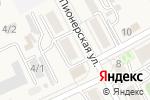 Схема проезда до компании Анюта в Тополево