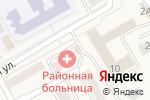 Схема проезда до компании Ария в Тополево