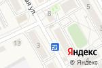 Схема проезда до компании Мераб в Тополево