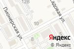 Схема проезда до компании Котопес в Тополево