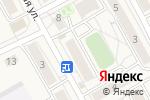 Схема проезда до компании Фесак В.М. в Тополево