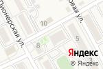 Схема проезда до компании Жилищные услуги в Тополево