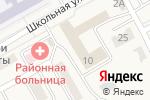 Схема проезда до компании Детский дом №33 в Тополево