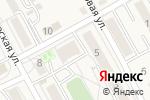 Схема проезда до компании Геометрия улыбки в Тополево