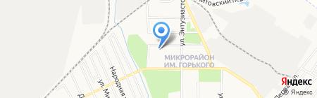 Спектр центр по работе с детьми на карте Хабаровска