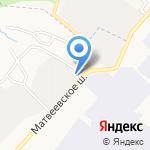 Шерл Хабаровск на карте Хабаровска