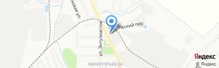 Фрилансер на карте Хабаровска