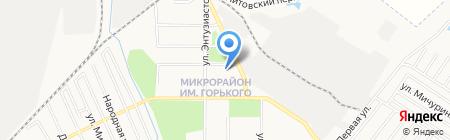 Средняя общеобразовательная школа №37 на карте Хабаровска