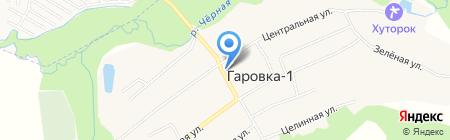 Лидер на карте Гаровки 1