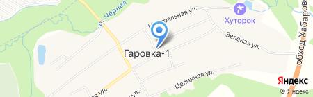 Магазин №8 на карте Гаровки 1