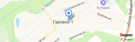 Продуктовый магазин на карте Гаровки 1