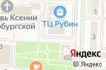Схема проезда до компании Магазин цветов в Некрасовке