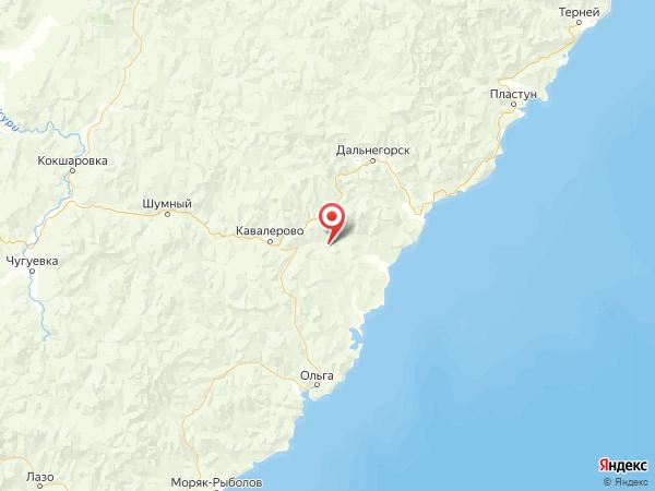 село Суворово на карте