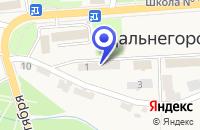 Схема проезда до компании СОВЕТ ВЕТЕРАНОВ ГОРОДСКОЙ в Дальнегорске