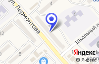 Схема проезда до компании АПТЕЧНЫЙ ПУНКТ ГРИШИНА в Тернее