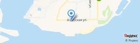 СДЮШОР №2 на карте Амурска