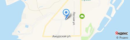 ORIGINAL на карте Амурска