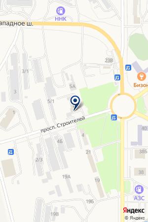 ЗиЛ на карте Амурска