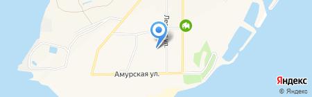 Центр социальной поддержки населения по Амурскому району на карте Амурска
