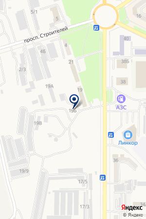 ДОРОЖНИК на карте Амурска