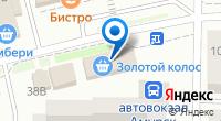 Компания Турист на карте