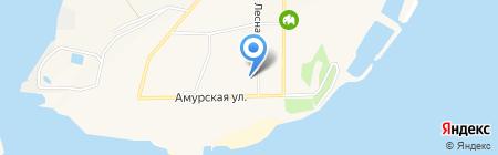 Сбербанк России на карте Амурска